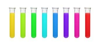 Reagentes Foto de Stock Royalty Free