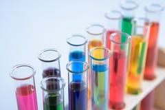 Reagenzglas lizenzfreies stockfoto