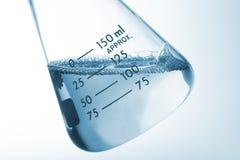Reagenzglas 2 stockfotografie