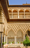 Real Alcazar, Sevilla, Spain Royalty Free Stock Photo