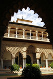 Real Alcazar, Sevilla Stock Photography