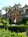 The Real Alcazar in Seville, Spain Stock Photography