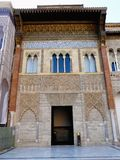 The Real Alcazar in Seville, Spain Royalty Free Stock Photography