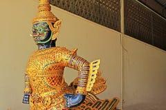 Real barge adentro el Museo Nacional de gabarras reales, Bangkok, Tailandia imagen de archivo libre de regalías