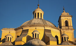 Real Basílica de San Francisco Royalty Free Stock Photography