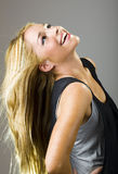 Real beatuiful girl smile Royalty Free Stock Photos