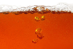 Real beer, super large background Royalty Free Stock Image