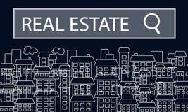 Real. Broker agent seller show loan offer Stock Images