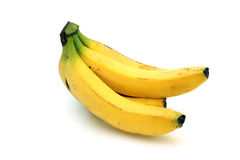Real bunch of bananas Royalty Free Stock Photo