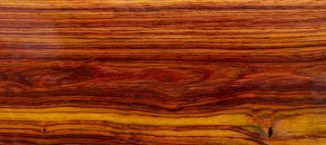 Real Burmese rosewood Exotic wood. Nature Burmese rosewood Exotic wood  For Picture Prints or background texture stock images