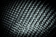 Real carbon texture Stock Photos