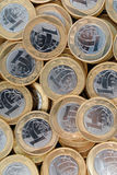 Real Coins Stock Photography