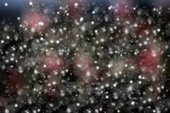 Real dark night sky with plenty of stars. Royalty Free Stock Photo