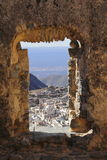 Real de catorce IX Royalty Free Stock Photography