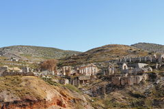 Real de catorce V Stock Images