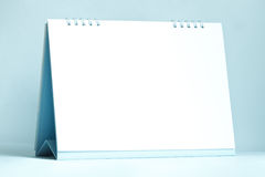 Real Desk Calendar Royalty Free Stock Photos