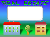 Real estate (01) Stock Photography