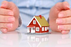 Real estate. Royalty Free Stock Images