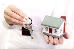 Real estate Royalty Free Stock Images