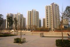 Real estate. In zhengzhou. henan. china Stock Image