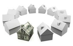 Real Estate Obrazy Royalty Free