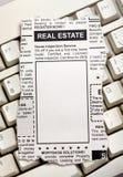 Real Estate Ad Stock Photos