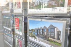Free Real Estate Advertisement London UK Stock Photos - 156077523