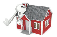 Real Estate Agency royalty free illustration