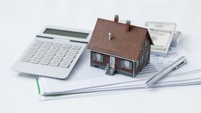 Free Real Estate And Home Loan Stock Photography - 113138662