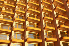 Real Estate apartments Stock Photography