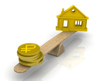 Real Estate Appraisal Royalty Free Stock Images