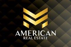 Real Estate, bâtiment, Chambre, construction et architecture Logo Vector Design illustration de vecteur