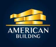 Real Estate, bâtiment, construction et architecture Logo Vector Design Images libres de droits