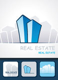 Real estate background Stock Photos