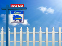 Real Estate Background stock images