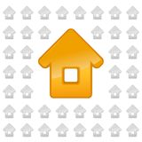 Real estate background. Stock Photos