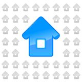 Real estate background. Royalty Free Stock Photography