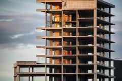 Real Estate bouillonnent l'Espagne Photos libres de droits