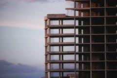 Real Estate bouillonnent l'Espagne Photographie stock libre de droits