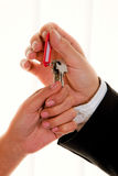 Real estate broker Royalty Free Stock Photos