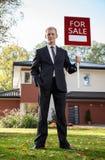 Real estate broker Stock Photos
