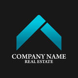 Real Estate, Building, Construction and Architecture Logo Vector Design Stock Photography