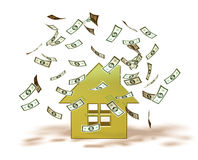 Real estate and business Stock Photography