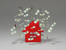Real estate and business Royalty Free Stock Photos