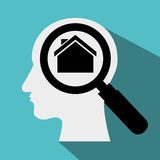 Real estate business and profits Stock Photos