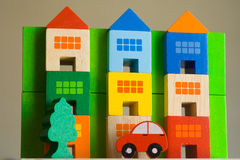 Real Estate Color royalty free stock photography