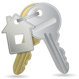 Real estate concept Stock Photography