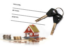 Real estate concept. Stock Photography