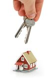Real estate concept. Royalty Free Stock Photography