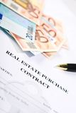 Real estate concept. Stock Images